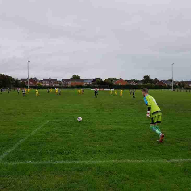 Barnton 2-0 Ellesmere Rangers