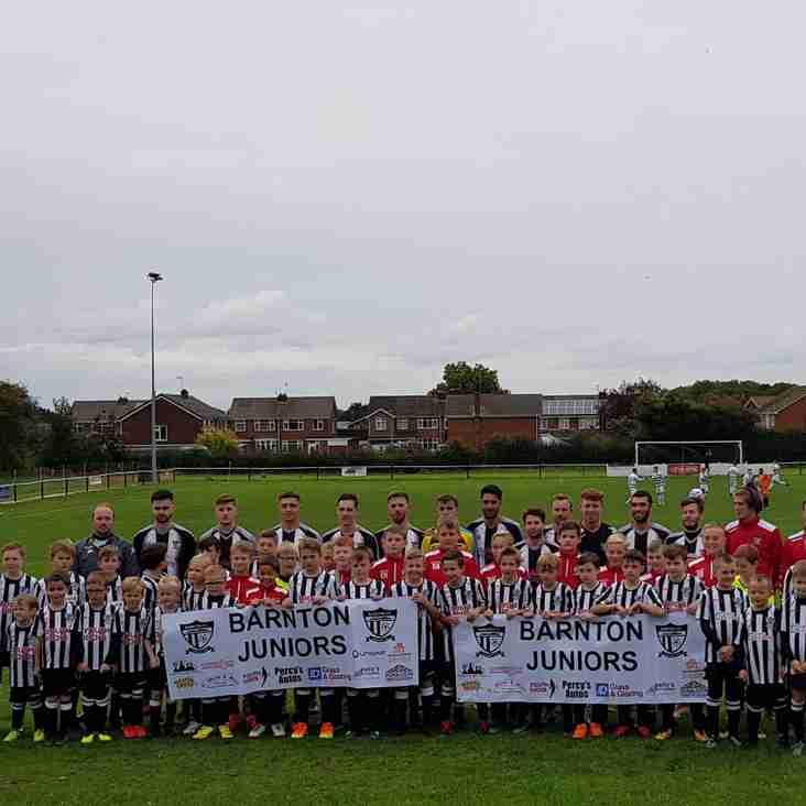 Barnton 2-5 Oswestry Town - Report