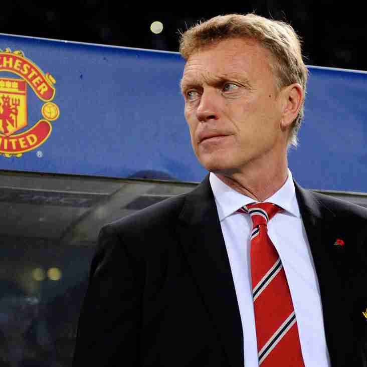 Barnton FC welcome David Moyes to the Offside Trust Stadium