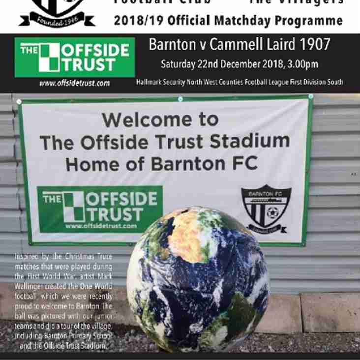 Barnton v Cammell Laird 1907 - Preview