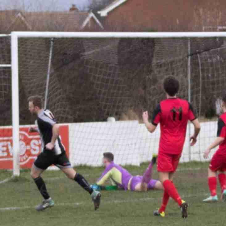Barnton 1-0 New Mills - Report