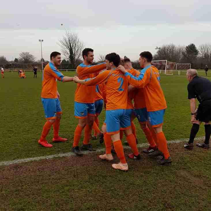 Cheadle Town 0-3 Barnton