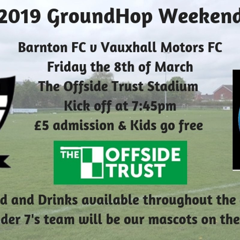 Barnton v Vauxhall Motors Preview