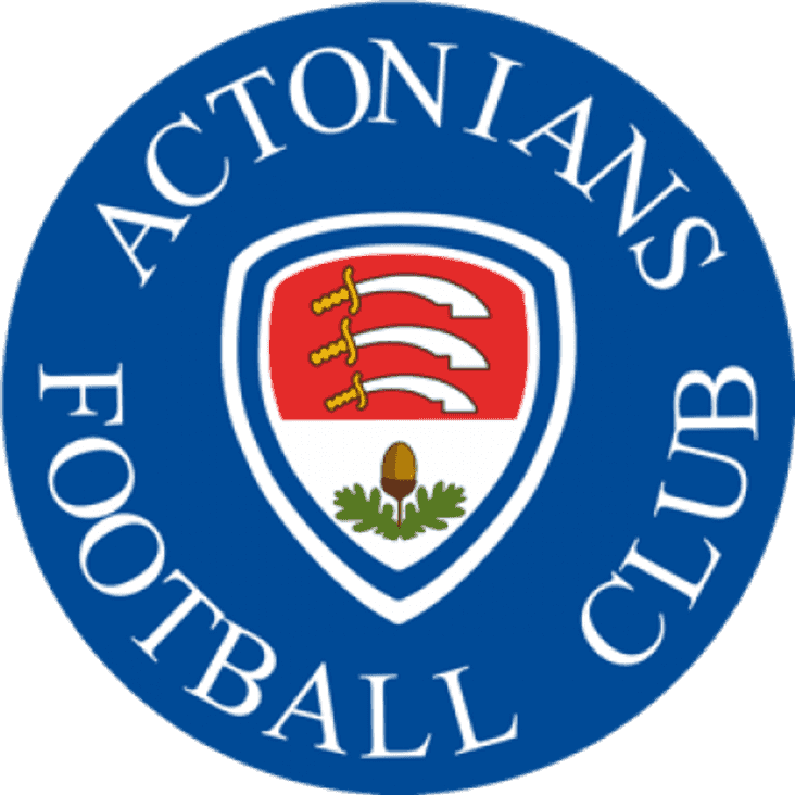 Welcome to the Actonians Association Football Club.