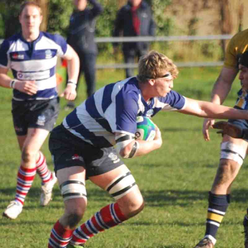 Old Crossleyans v Sheffield