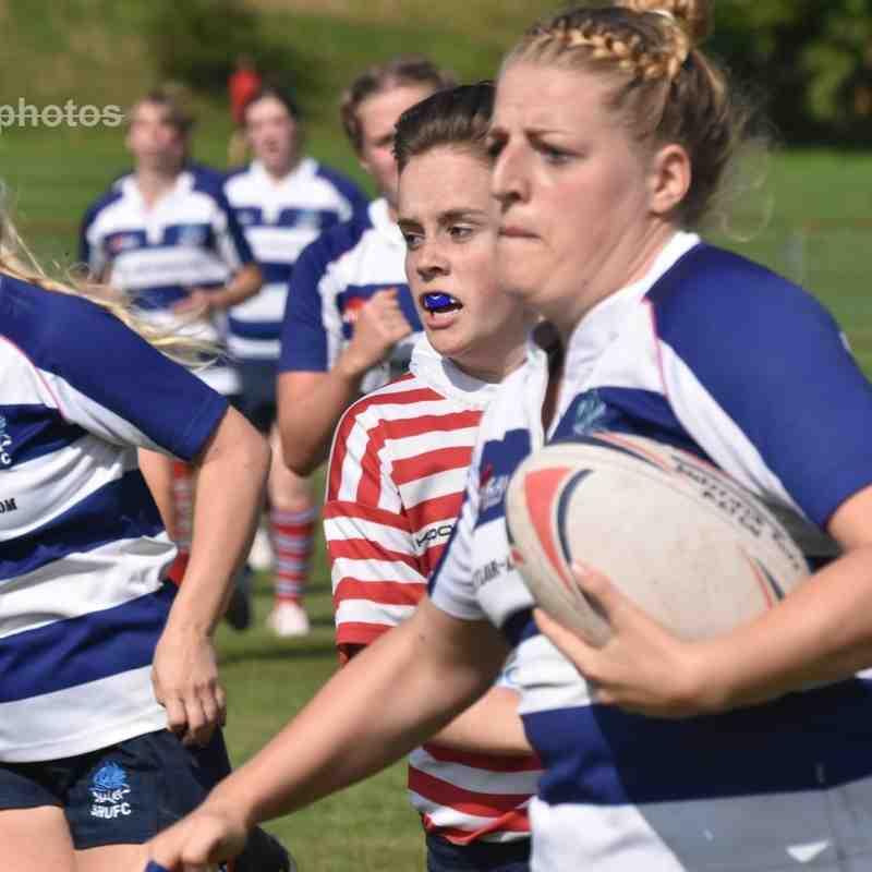Sheffield Ladies v Manchester
