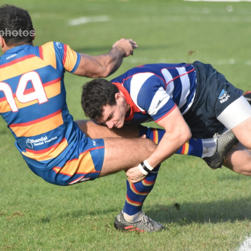 Sheff v Old Halesonians