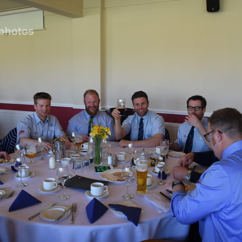 Ex Players Lunch