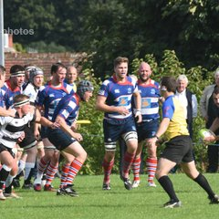 Sheffield v Luctonians