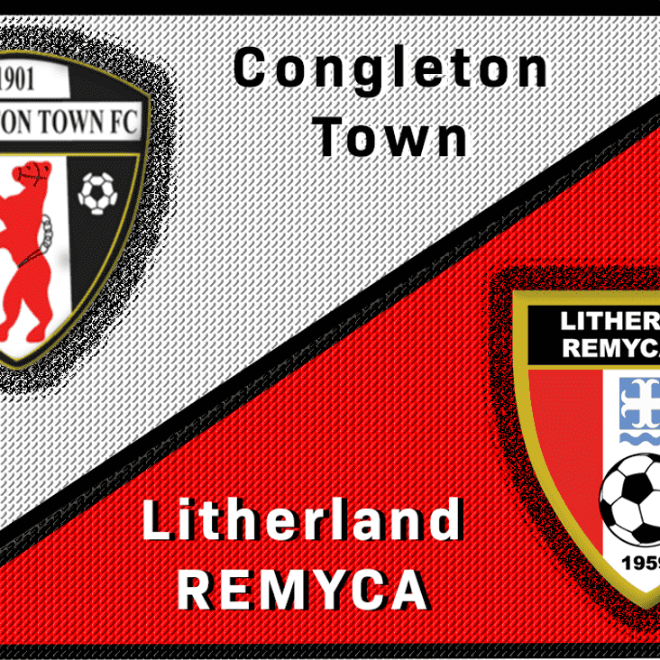 Report: REMYCA fall to Congleton Town