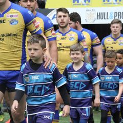 under 7,s at hull  fc v leeds