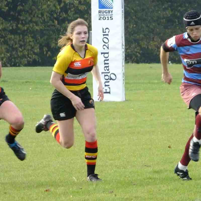 Hove Ladies v Richmond 2