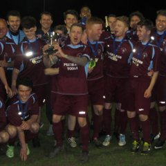 Reserve Section Cup Winners