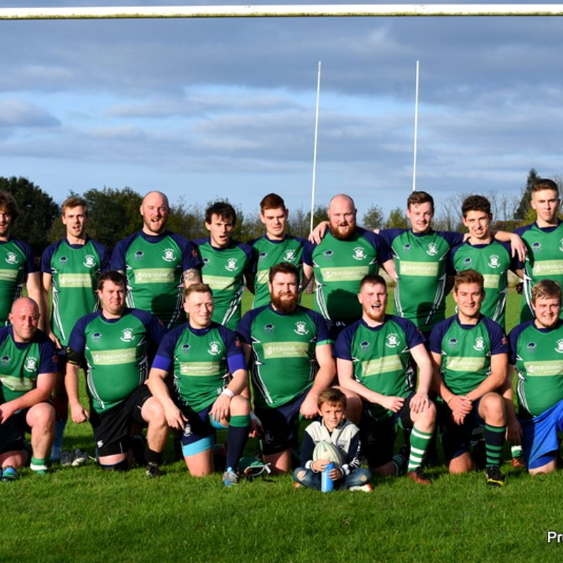 Long Buckby Rugby Football Club vs. Northampton Heathens