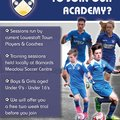 Do you want to join our academy?
