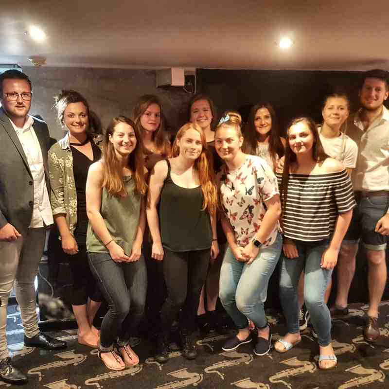 Lowestoft Ladies Presentation Evening