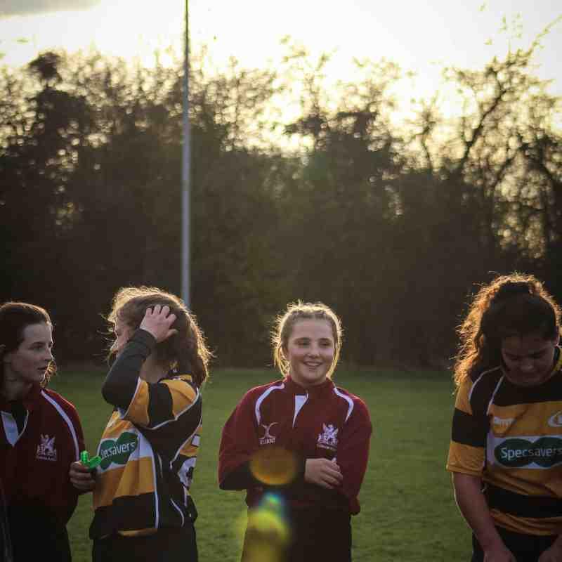 Girls U15 C-Siders vs Teddington