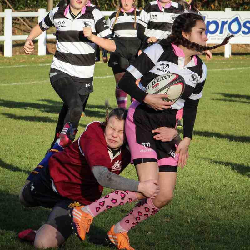 Girls U15 C-Siders v Pulborough