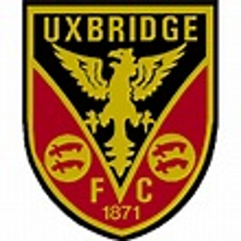 Match Report - Uxbridge (Pre-Season)