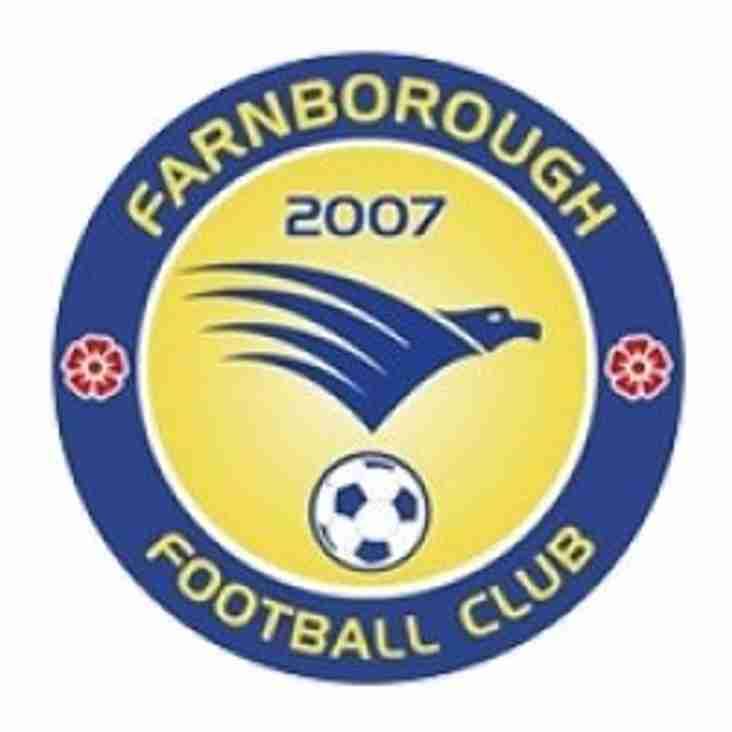The Newcomers - Cameo 3. Farnborough FC