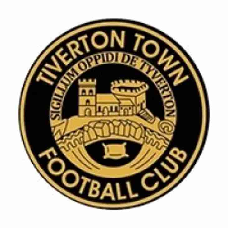 The Newcomers - Cameo 4. Tiverton Town FC