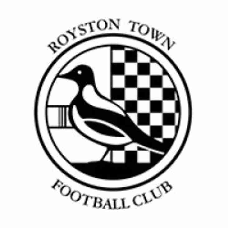 The Newcomers - Cameo 5. Royston Town FC