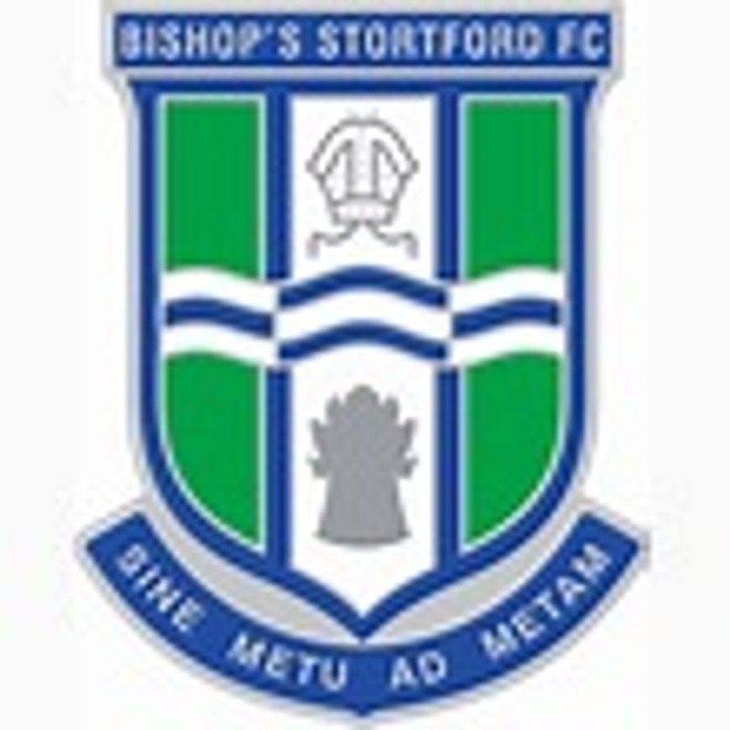 Match Report - Bishop's Stortford (Home - League)