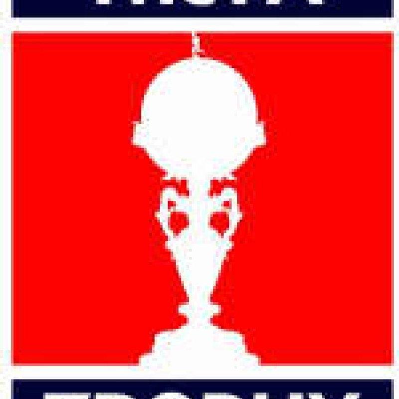 FA TROPHY DRAW - 1st Round Qualifying