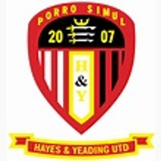 Match Report - Hayes & Yeading United (Away, League Cup)