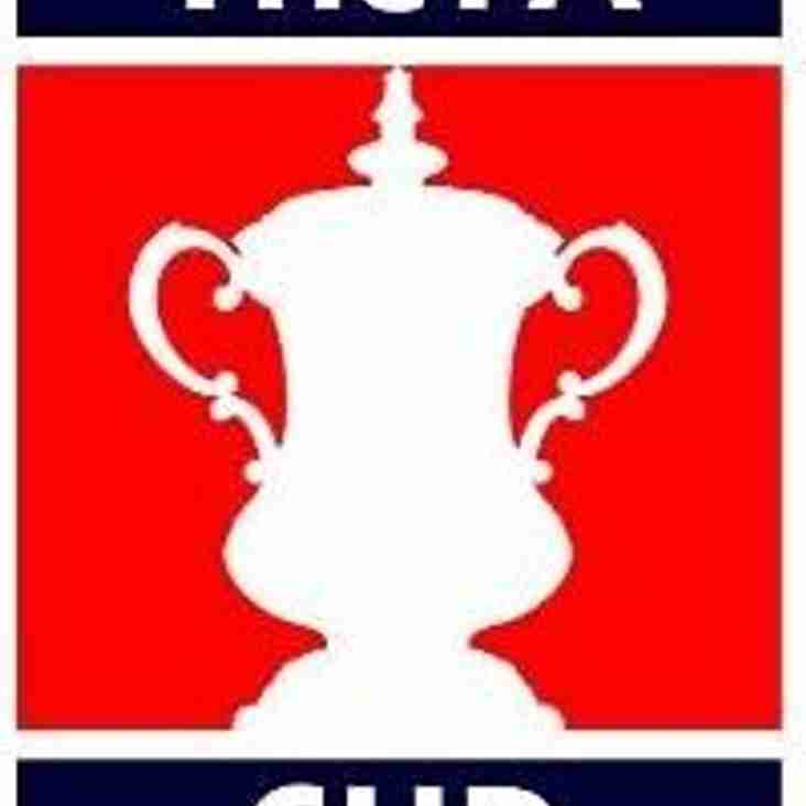 The FA Cup Draw UPDATE - 1st Round Proper
