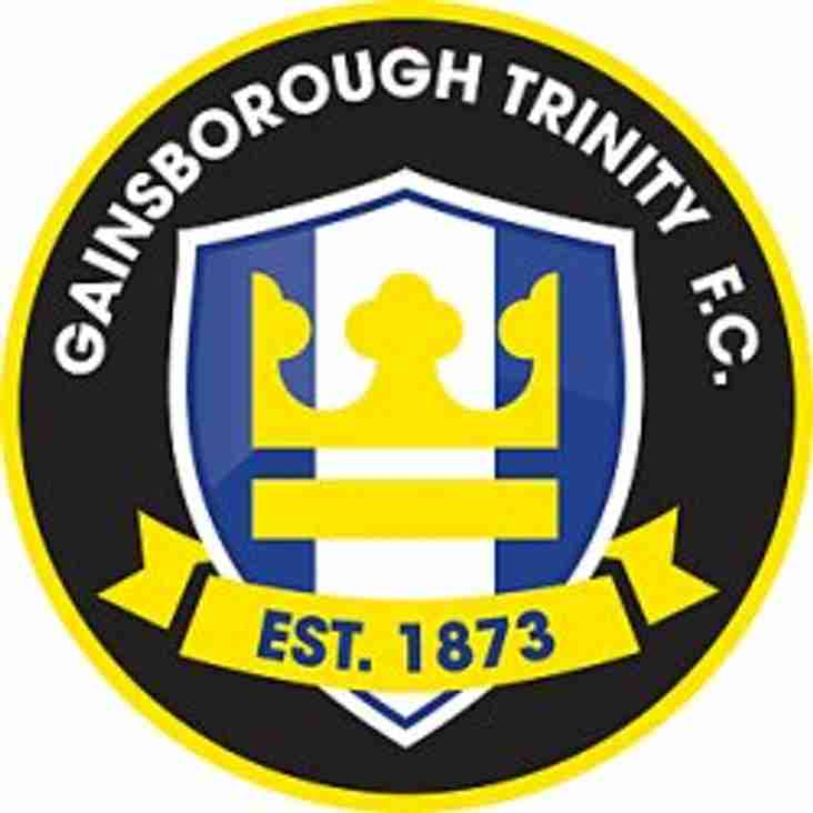 FA Cup - Gainsborough's 4th Round Qualifying goals