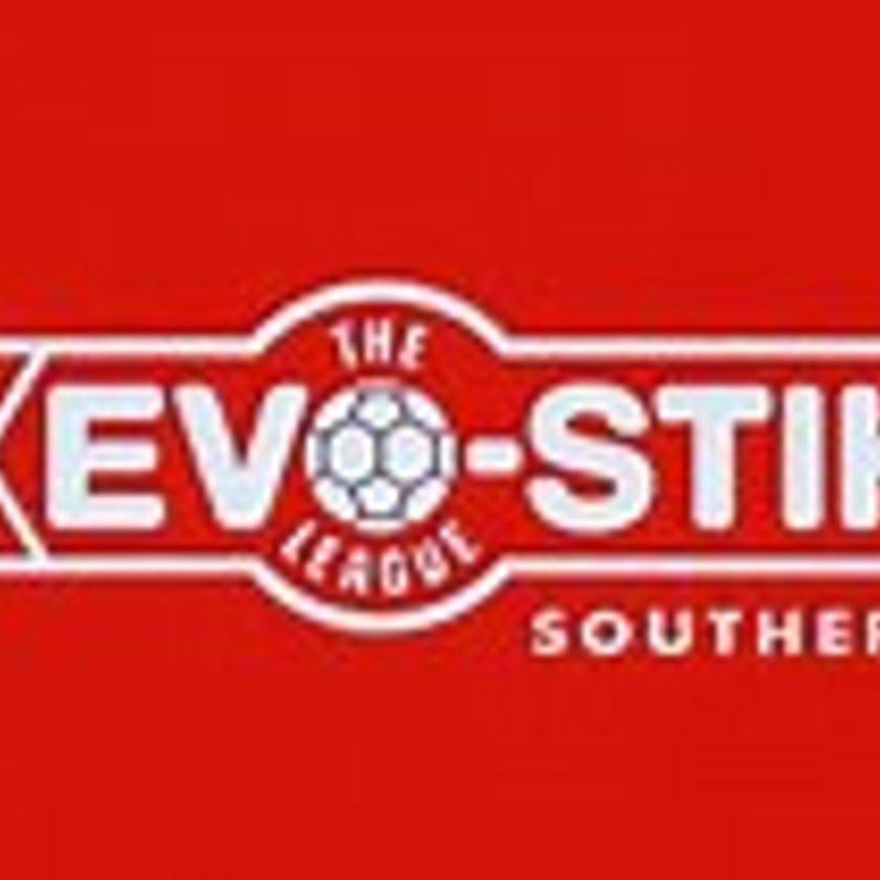 Preview 23 UPDATE: Southern Premier fixtures - Sat 9 Dec