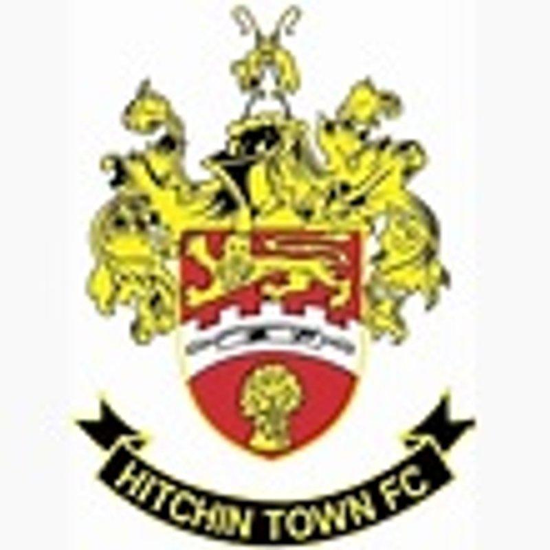 MATCH OFF: v Hitchin Town