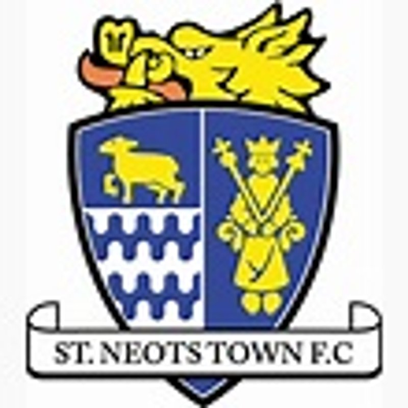 Match Report- St. Neots Town (Home - League)
