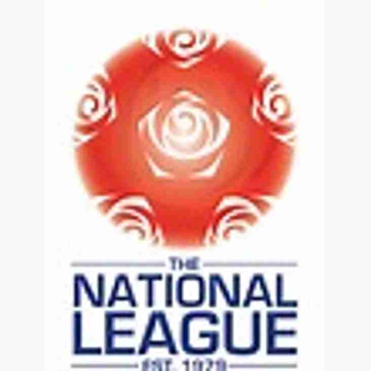 Round Up 5: National League South