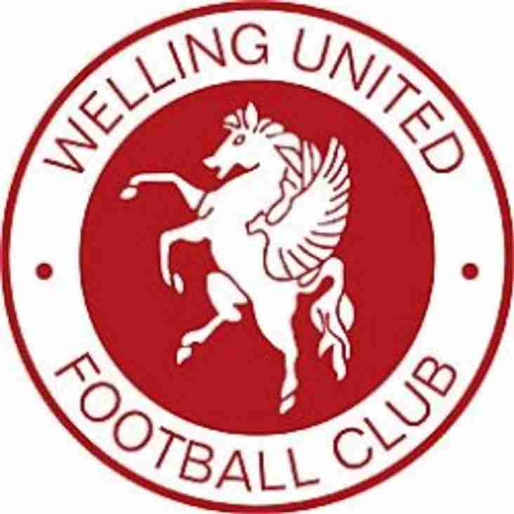 Management Update - Welling United (away)