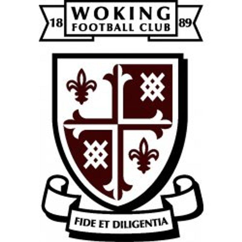 Slough Town vs. Woking