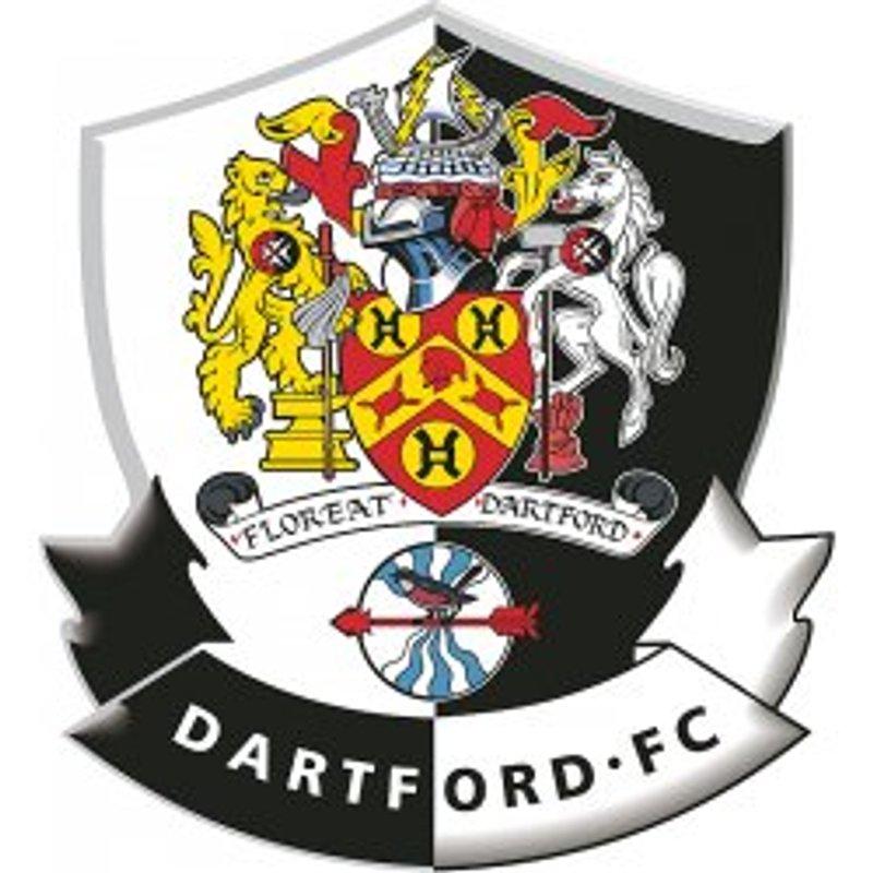 Match Report - Dartford (Away - League)