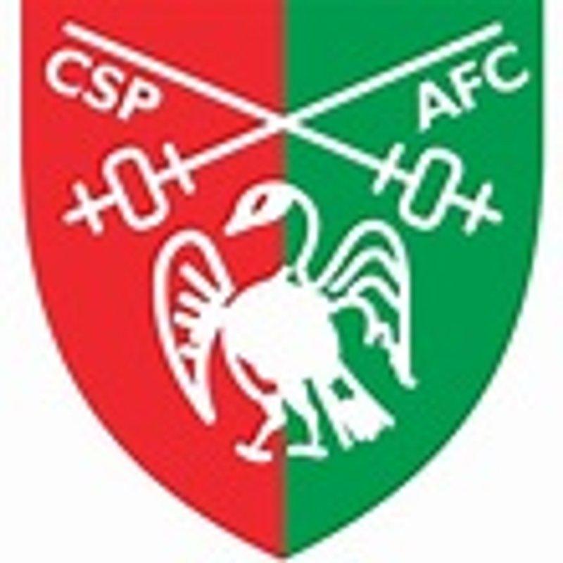 Match Report - Chalfont St. Peter  (home) - Berks & Bucks Senior Cup