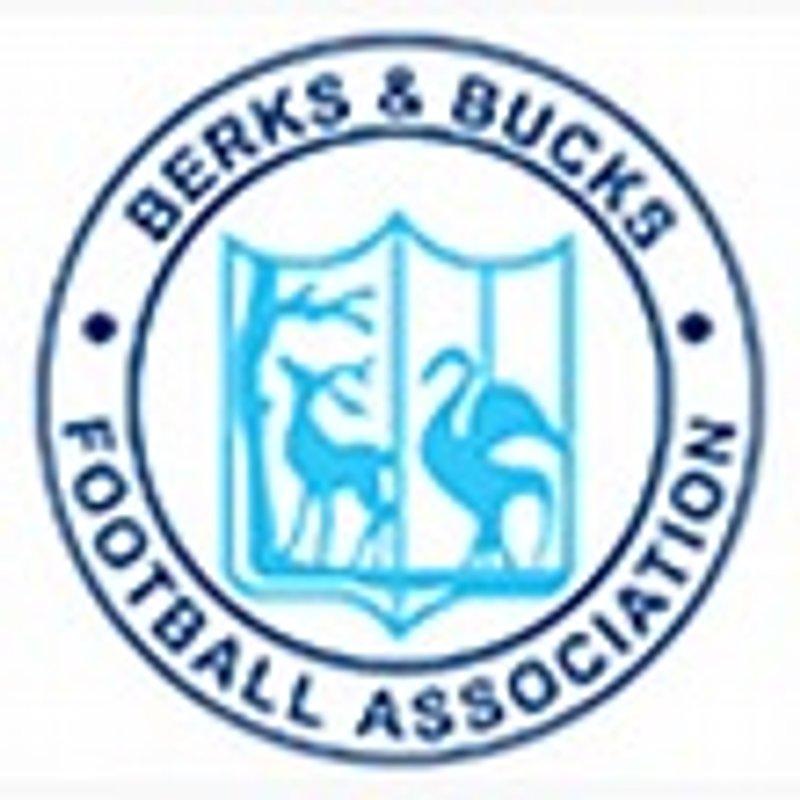 Berks & Bucks FA - Senior Cup 2018/19