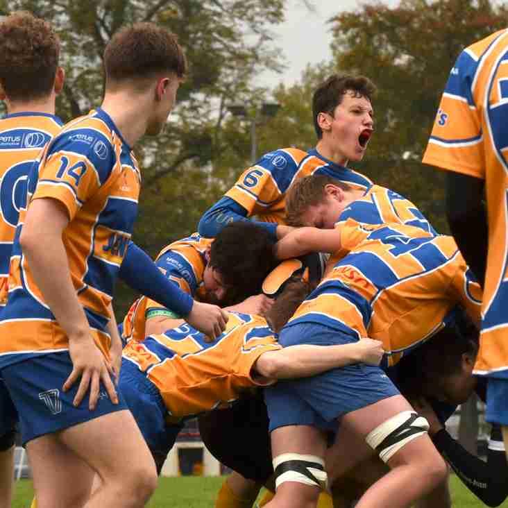 Juniors in Warwickshire Cup Quarter final games 15th & 17th December