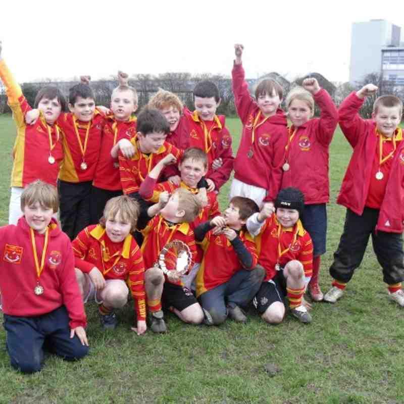 U9's County Cup 2011