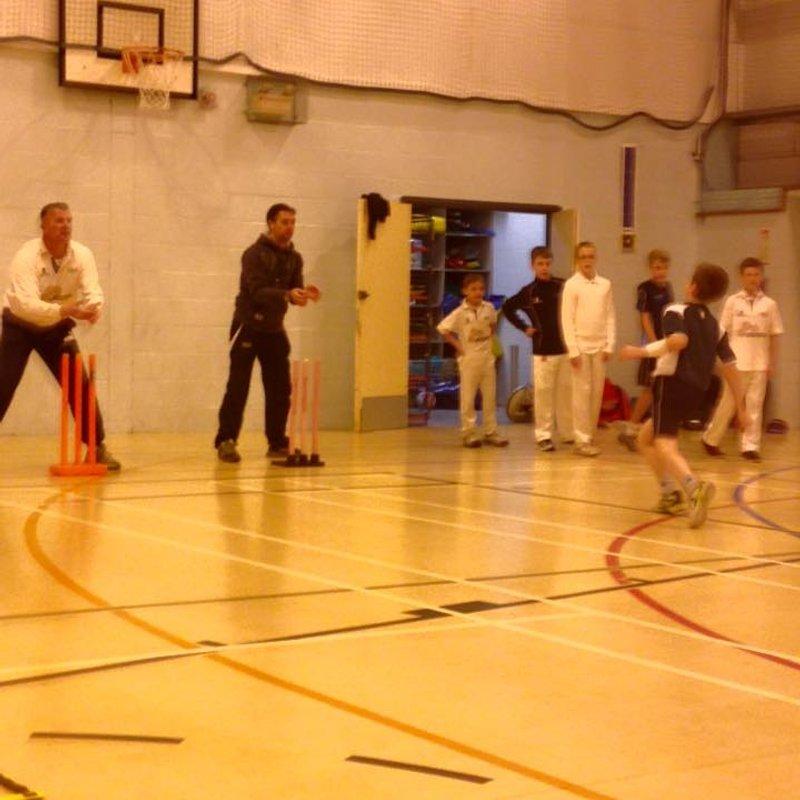 Cricket's back!