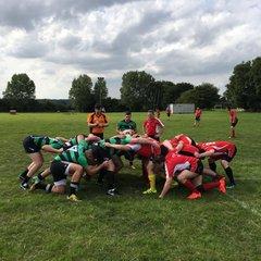 2017/18 Mens Lakenkenham Hewett RFC Friendly Games