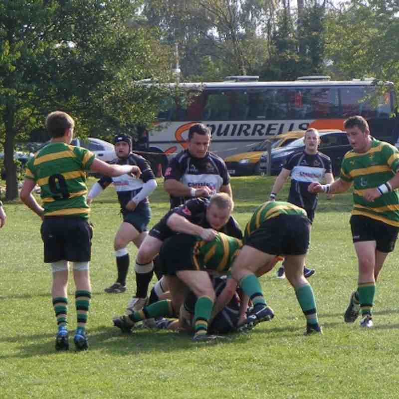 Crusaders vs Harwich & Dovercourt 01/10/11