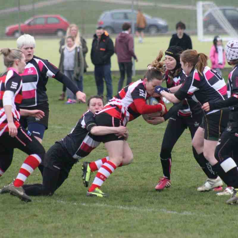 Harwich & Dovercourt Owls v Stanford Le Hope Ladies - 22nd March 2015