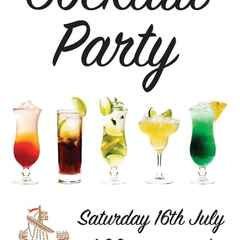 Cocktail Party - 16th July