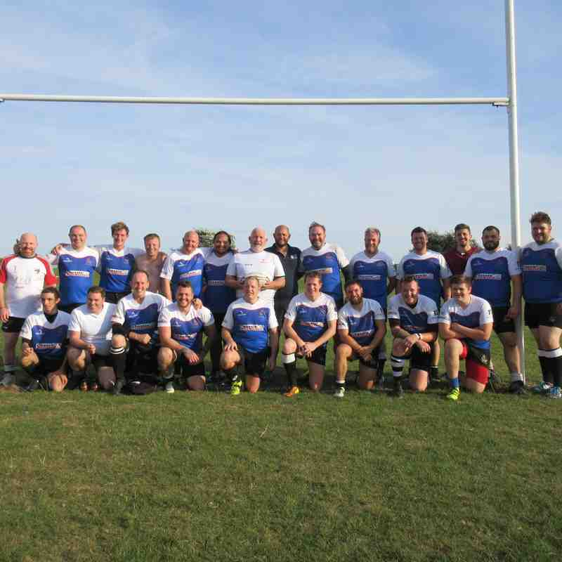 2nd XV v Clacton 2 - Sat 24 Sep 2016