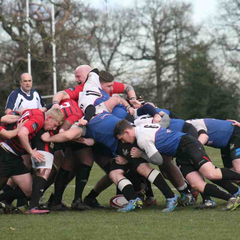 Essex Uni v H&D II jan 2017