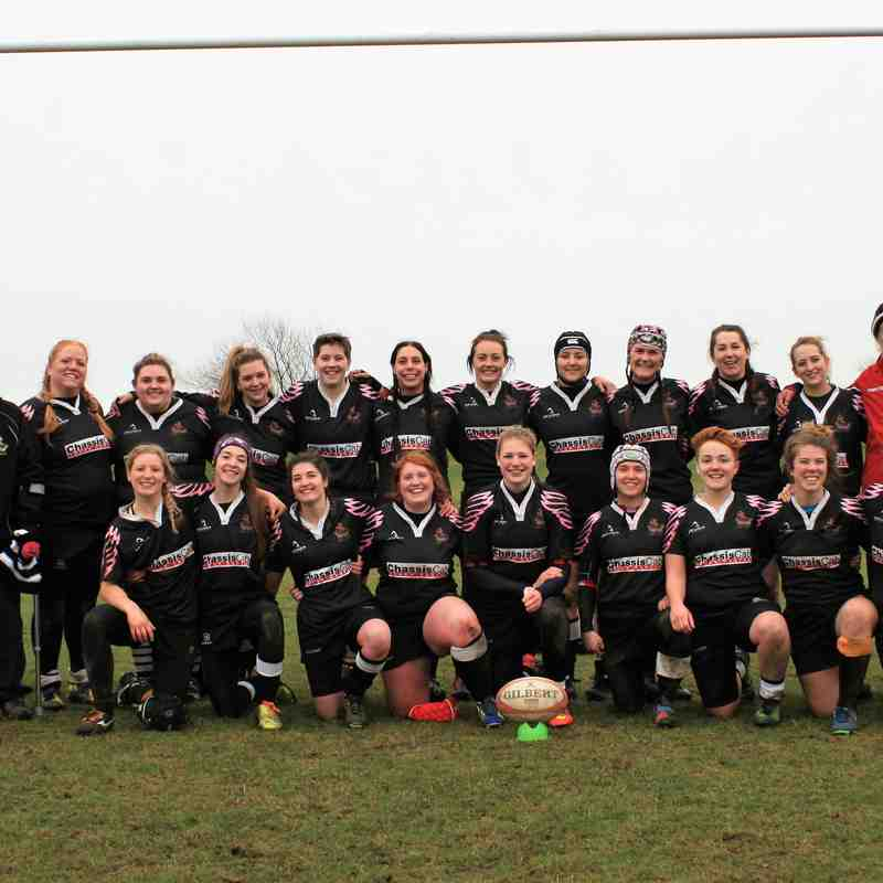 H&D Owls vs Tabard Ladies 05 02 17